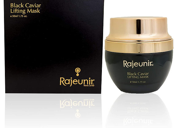 Rajeunir Black Caviar Lifting Mask Works to Give Your Skin a Lift