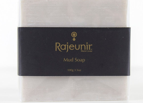 Rajeunir Dead Sea Minerals Mud Soap Cleanse, Replenish & Revitalize Your Skin