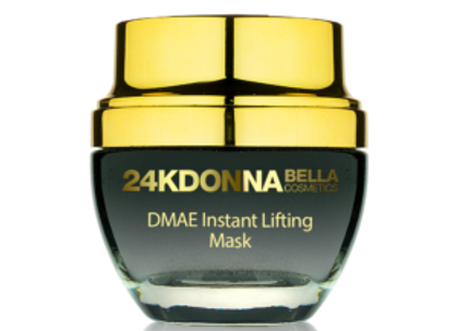 Donna Bella 24K Gold DMAE Instant Lifting Mask - 50ml