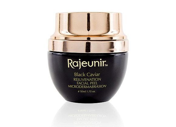 Rajeunir Black Caviar Rejuvenation Facial Peel Microdermabrasion