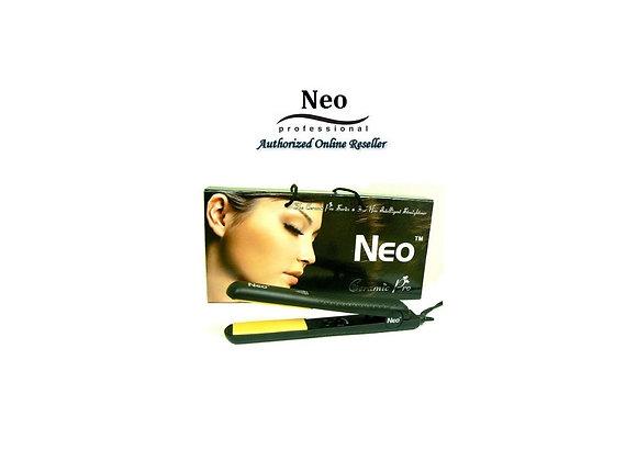Neo Ceramic Pro Ionic Black Hair Straightner