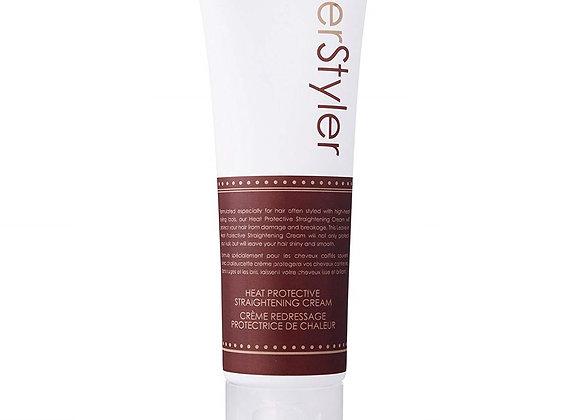Herstyler Heat Protective Cream - Argan Oil Moisturizing Hair Cream