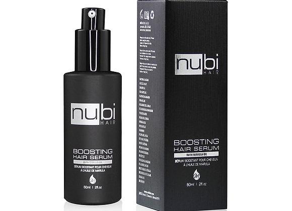 Nubi Boosting Hair Serum with Marula Oil, Vitamin E and Aloe Vera