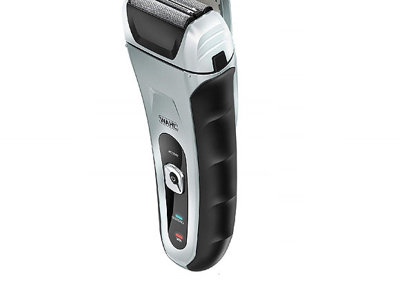 Wahl Speed Shave Rechargeable Wet/Dry Waterproof Facial Hair Shaver 7069