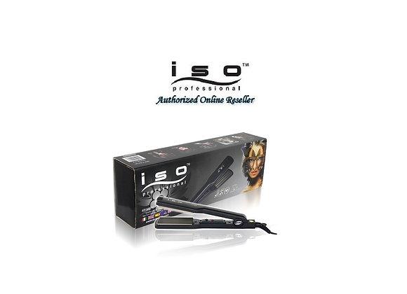 ISO Beauty Authentic NIB Zig Zag Hair Straightener