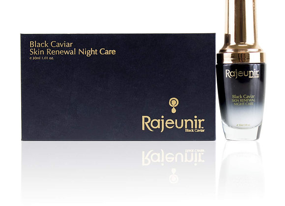 Rajeunir Black Caviar Skin Renewal Night Care With Black Caviar