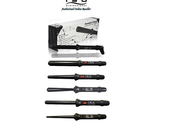 Proliss Twister Black Curling Iron Wand Curler