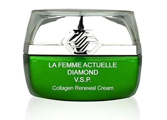 La Femme Actuelle Diamond V.S.P Collagen Renewal Cream - Restores Volume To Skin