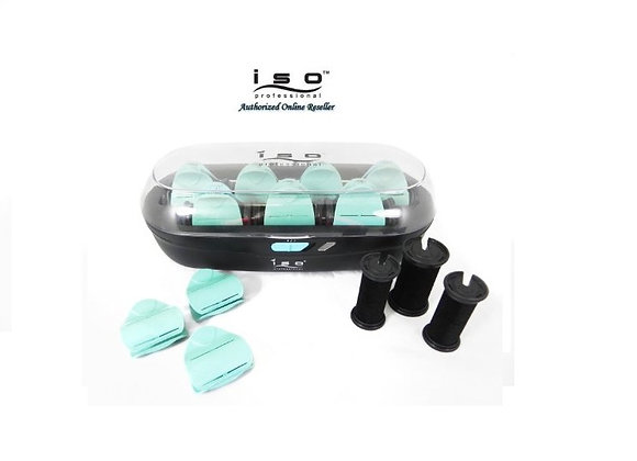 ISO Beauty Diamond Collection Hair Hot Rollers Set