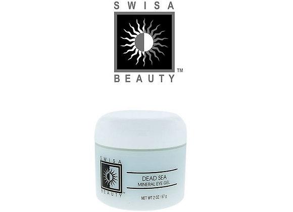 Swisa Beauty Dead Sea Mineral Eye Gel 2.oz