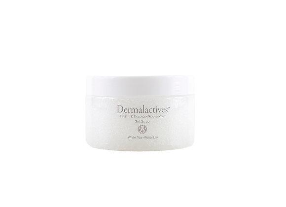 Dermalactives Nourishing Exfoliating Salt Scrub Smooth Soft & Healthy Body Care