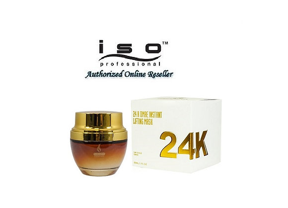 ISO Beauty - 24K Pure Gold DMAE Instant Lifting Mask