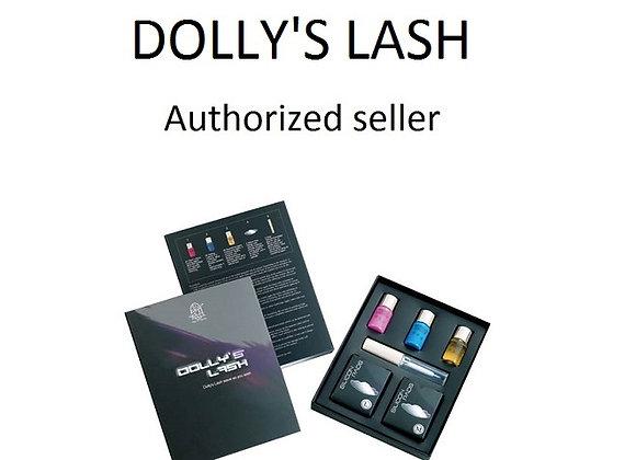 Dolly's Eyelash Perm Kit Brighten and Lift Eyelash