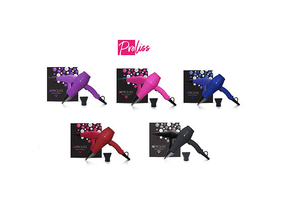 Proliss Diamond 3000 Hair Blow Dryer With 1875W with Air Temperature Of 220°F