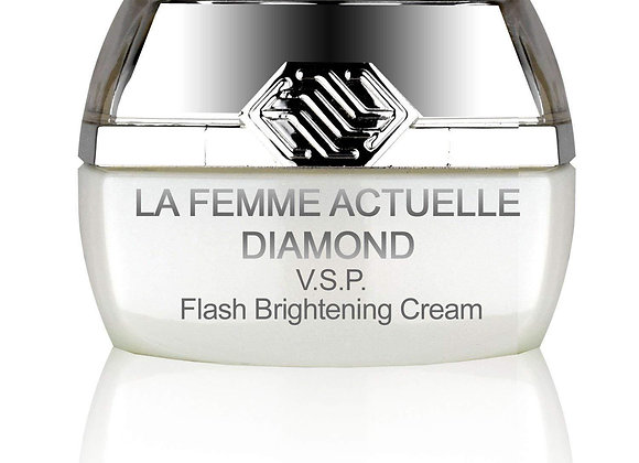La Femme Actuelle Flash Brightening Cream - Reduce The Appearance of Age Spots