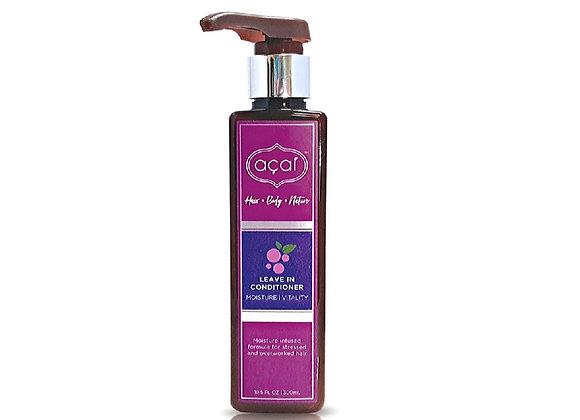 Acai Hair Care Moisture Vitality Leave in Conditioner Anti-oxidants & Vitamins