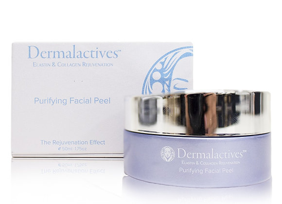 Dermalactives Purifying Facial Peel For Clearer and Firmer Skin