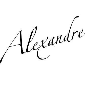 Alexandrelogo%E6%AD%A3%E6%96%B9%E5%BD%A2