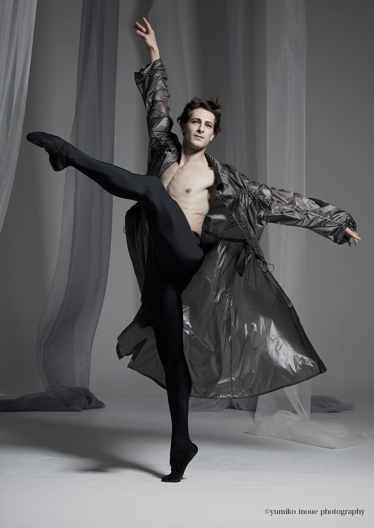 Mathieu Ganio   Etoile of Opéra national de Paris for VOGUE japan