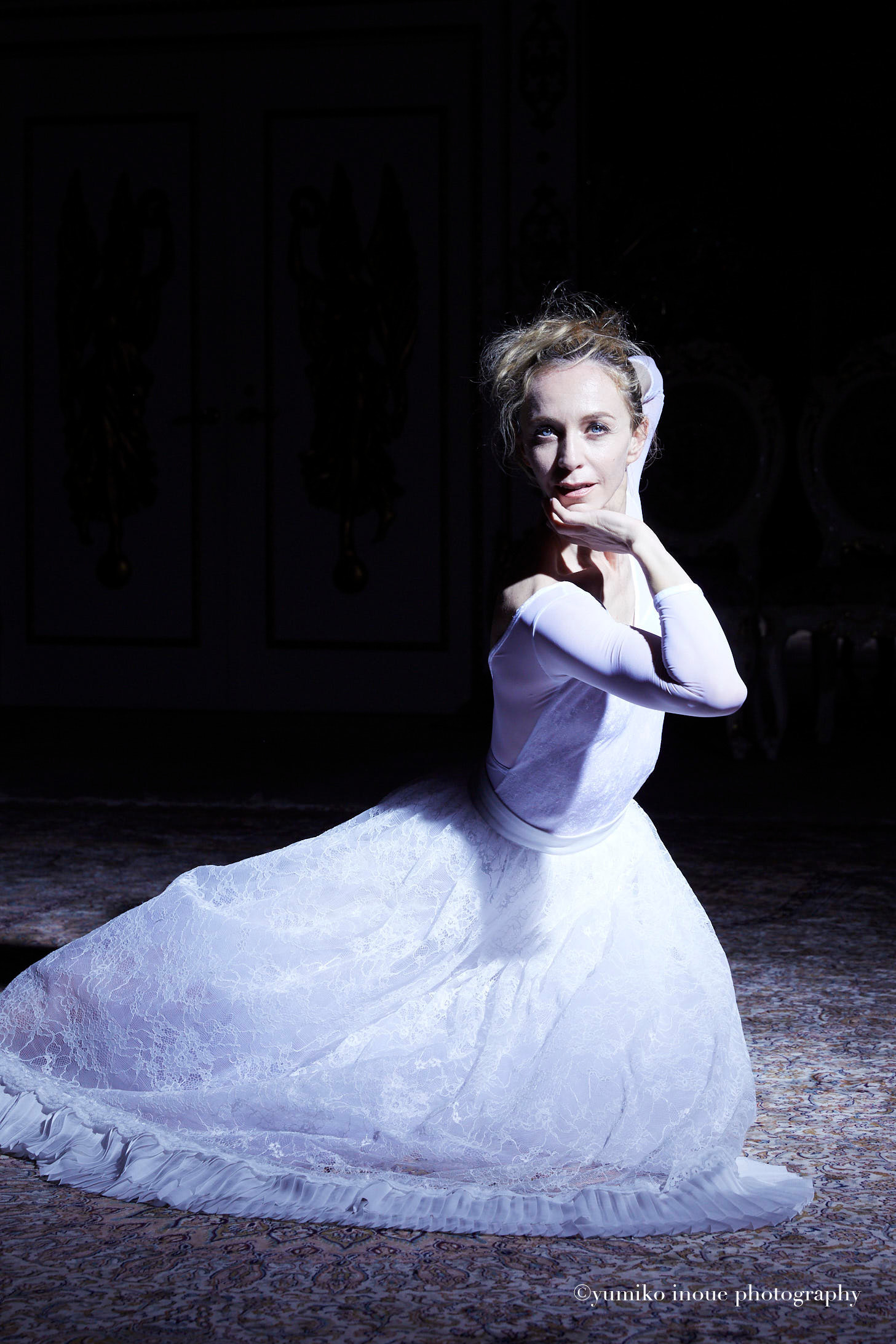 Silvia Azzoni   Principal dancer of Hamburg Ballet