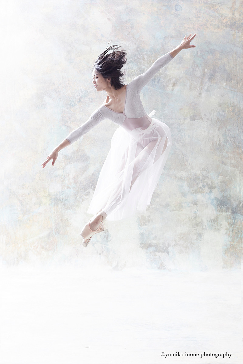 Madoka Sugai | Principal dancer of Hamburg Ballet for VOGUE japan