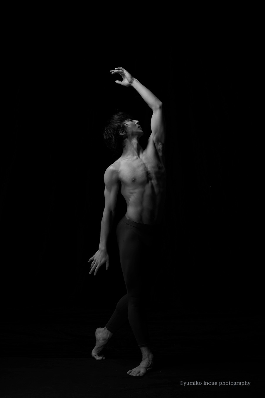 Kei Sugino   First Solist of K-BALLET COMPANY