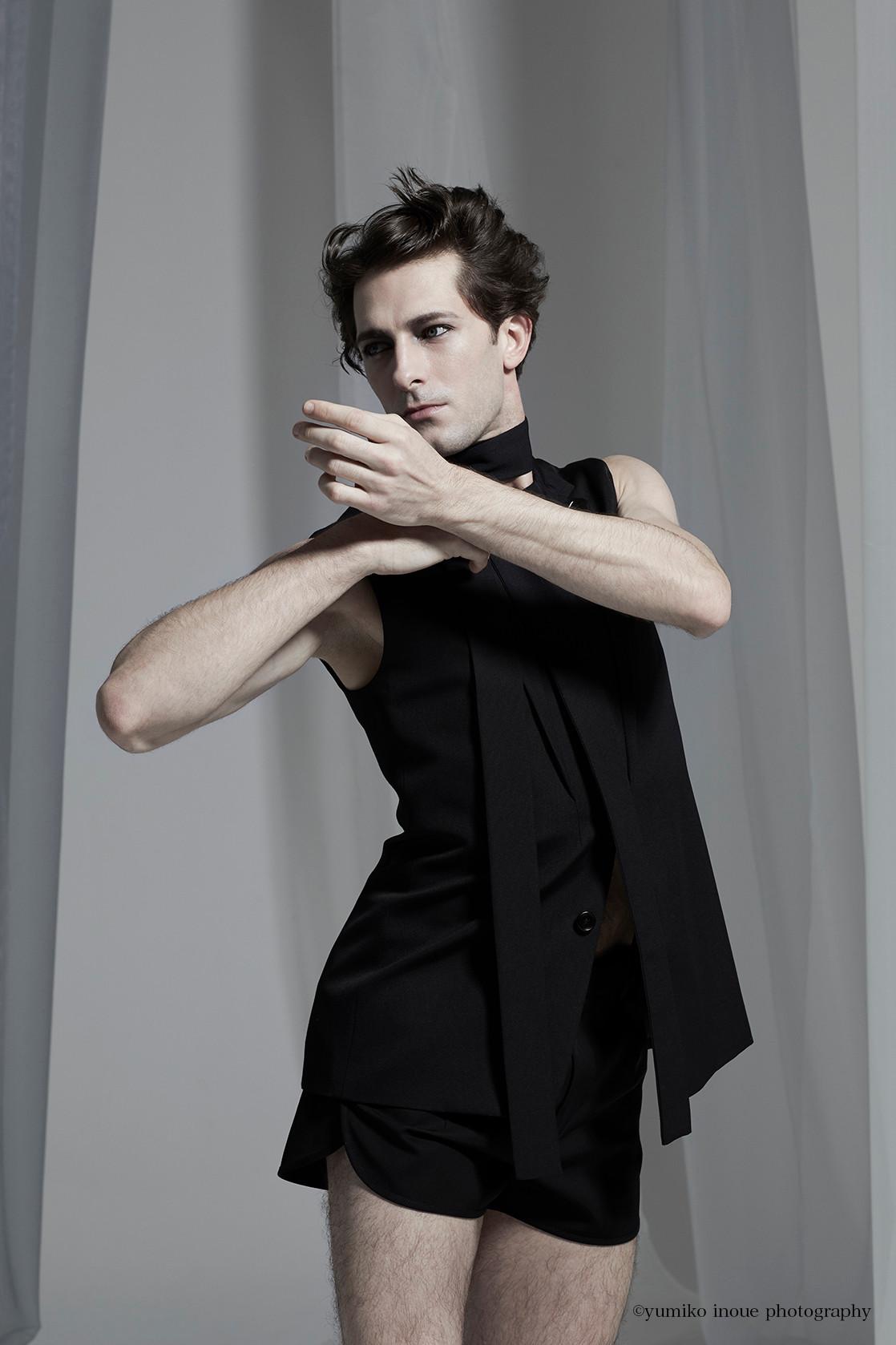 Mathieu Ganio | Etoile of Opéra national de Paris for VOGUE japan
