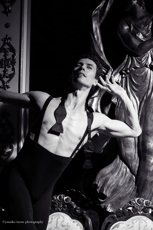 Alexandre Riabko   Principal dancer of Hamburg Ballet