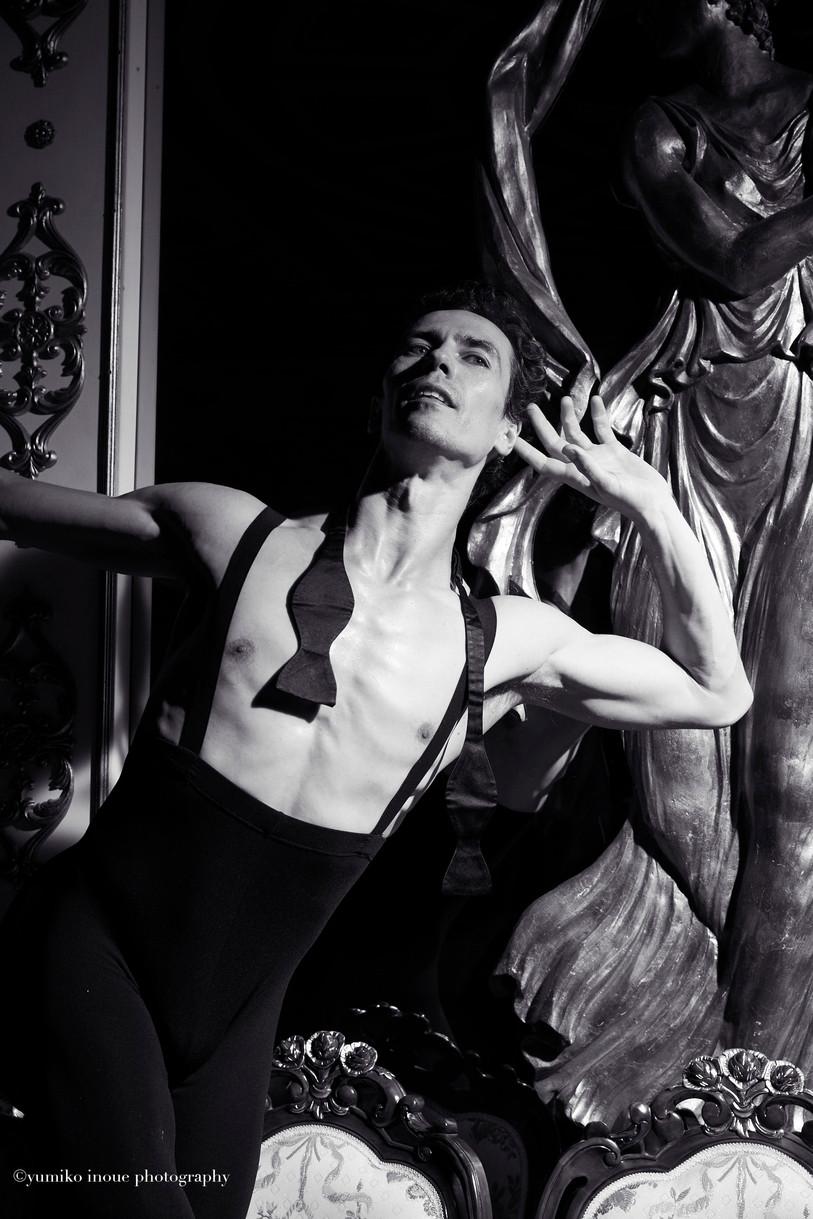 Alexandre Riabko | Principal dancer of Hamburg Ballet