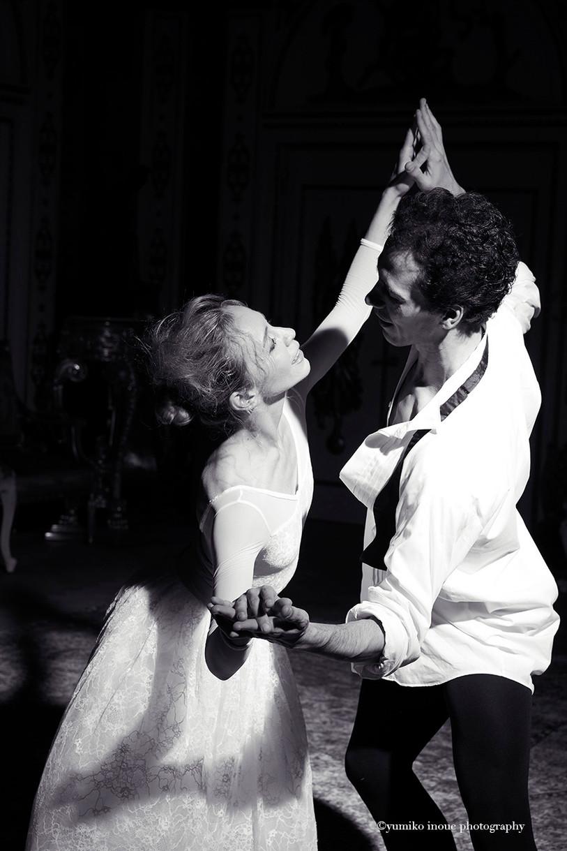 Silvia Azzoni and Alexandre Riabko | Principal dancers of Hamburg Ballet
