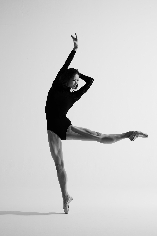 Shoko Nakamura   Principal dancer of K-BALLET COMPANY