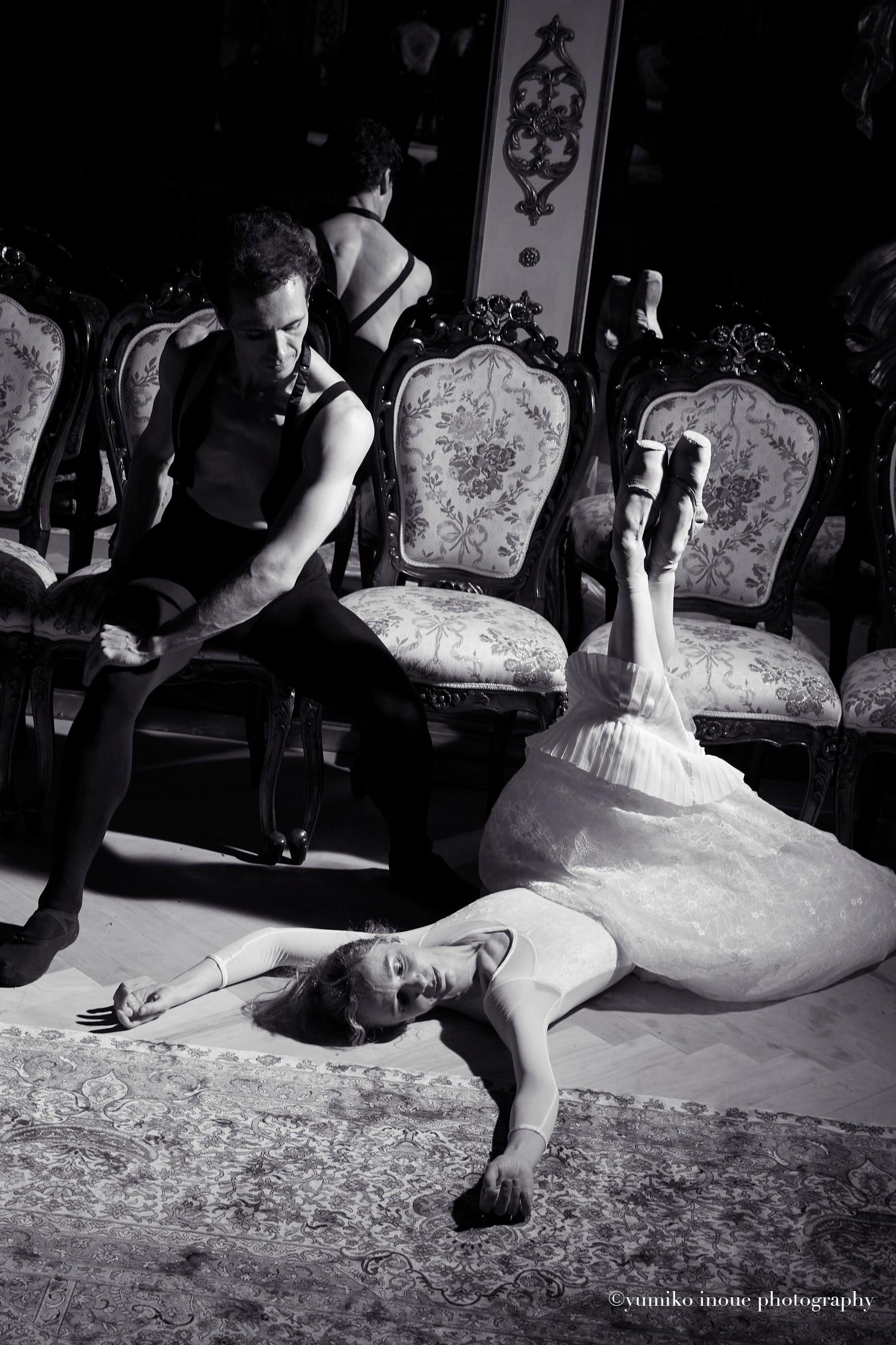 Silvia Azzoni and Alexandre Riabko   Principal dancers of Hamburg Ballet