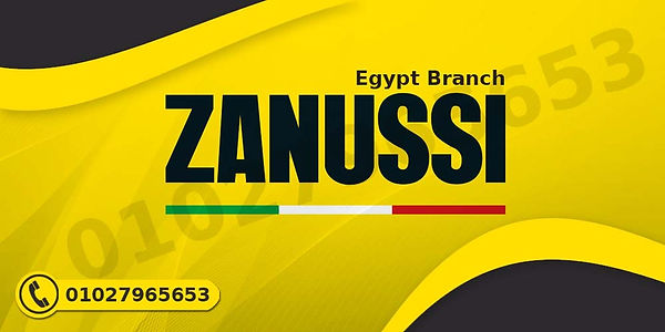 Zanussi egypt hotline