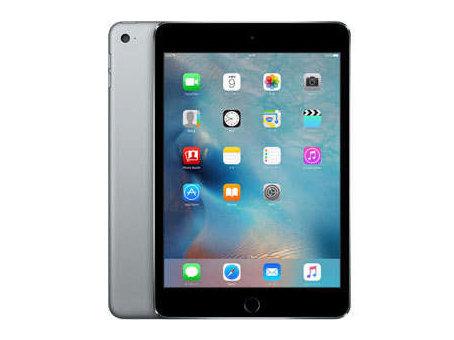 Apple iPad Mini 4, 128GB, Space Gray - WiFi