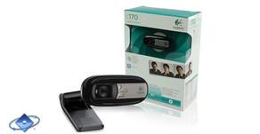 50% ONE EN LOGITECH C170 WEBCAM USB PARA WEBINARIOS (VALOR DEL PRODUCTO $70 USD)