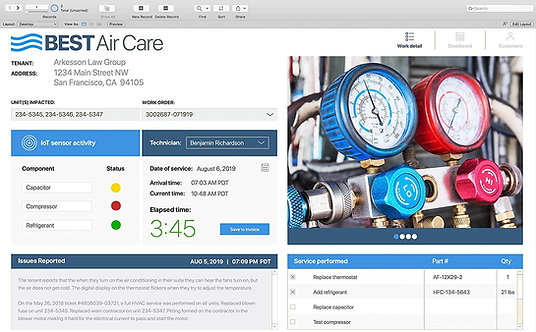 FileMaker Pro 18 Advanced Full ESD (PC/Mac Online Code)