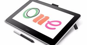Wacom ONE la tableta de dibujo para los diseñadores gráficos. Abonas $60 USD con ONE mas Fíat.
