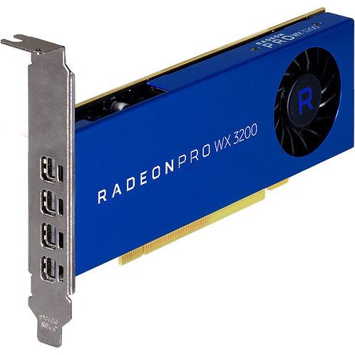 AMD Radeon Pro WX 3200 Graphics Card 4GB (entrega 4 a 6 días)