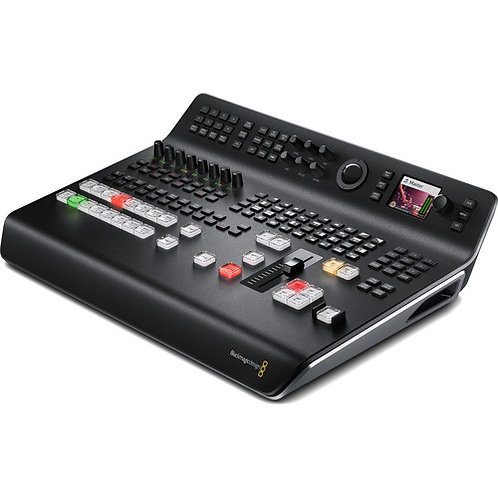Blackmagic Design ATEM Television Studio Pro HD Switcher de producción en Vivo