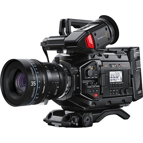 Cine Digital 4k - Blackmagic Design URSA Mini Pro 4.6K G2 Digital Body Only