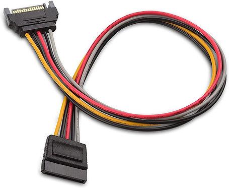 """Cable SATA (1) Power Extension de 12"""" c/u"""