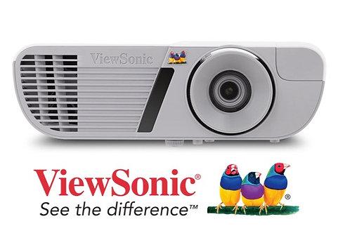 VIEWSONIC 3200 LÚMENES FULL HD 1080P PROYECTOR DE CINE EN CASA 3D DLP y HDMI