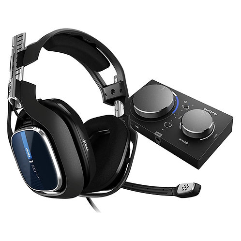 ASTRO Gaming A40 TR Wired Headset + MixAmp Pro TR with Dolby Audio for PlayStati
