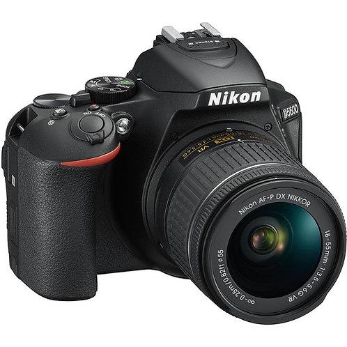 Nikon D5600 DSLR Camera + Lens 18-55mm
