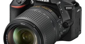 Abona hasta $150 USD con ONE para Cámaras Nikon D5600 DSLR