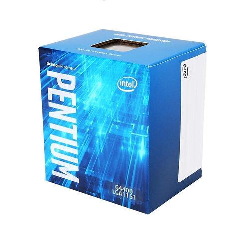 Intel Procesador Pentium G4400 3.3 GHz FCLGA1151 (BX80662G4400)