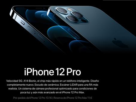 Apple lanza el iPhone 12 con 5G y procesador A14 Bionic