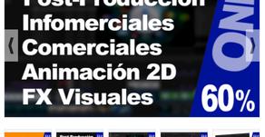 60% ONE PARA COMERCIAL DE 60 SEGUNDOS BÁSICO CALIDAD FULL HD TV O PARA CINE 4K (VALOR $300 USD)