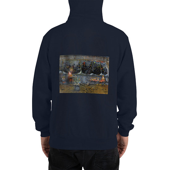 RB Champion Hoodie DECEMBER Release- CHRISTMAS