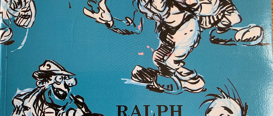 Ralph Bakshi - No Rhyme or Reason-  Book TWO